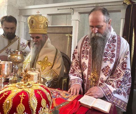 Митрополит Амфилохије и Епископ Јоаникије: Ко се чува и Бог га чува