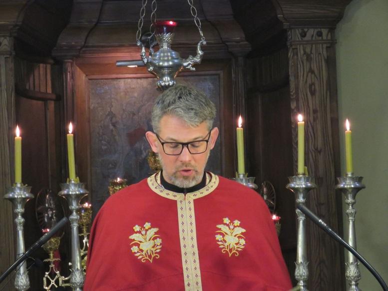 Отац Немања Кривокапић: Ево прилике да покажемо ко смо и шта смо