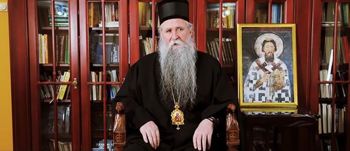 Васкршња порука епископа Јоаникија