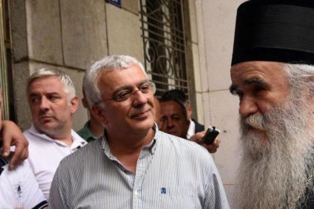 Митрополит Амфилохије и Андрија Мандић позвани на информативни разговор