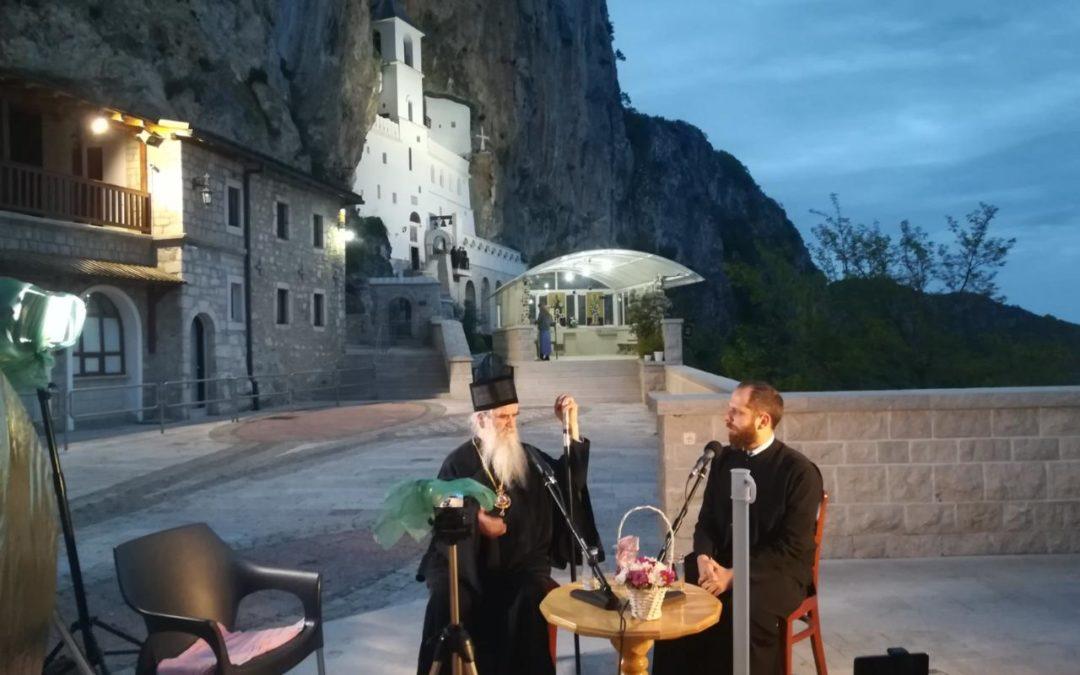 Митрополит Амфилохије: Испоштоваћемо прописе али очекујемо и од власти да испоштују Светог Василија