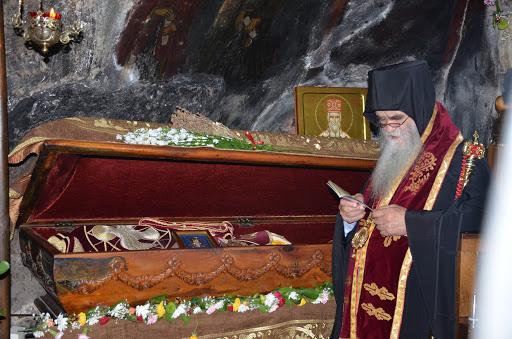 Митрополит Амфилохије служио акатист Светом Василију Острошком
