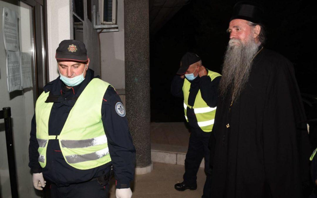 Episkopski savjet SPC u CG: Tražimo momentalno puštanje na slobodu Episkopa Joanikija i nikšićkih sveštenika