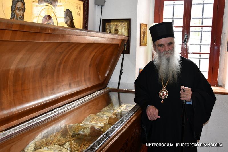 Митрополит Амфилохије: Молим све да сачувамо мир, ако треба неко да буде суђен нека то будем ја, пустите Владику Јоаникија, свештенике и народ