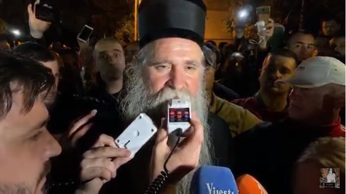 Владика Јоаникије: Није добро што власти након Његоша ратују и са Светим Василијем