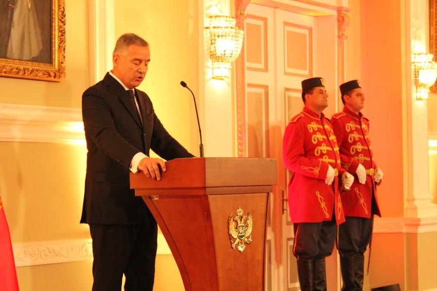 Ђукановић: СПЦ би да управља Црном Гором, да јој одређује карактер и будући развој