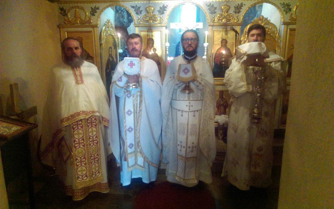 Празник Светих Кирила и Методија у храму под Горицом