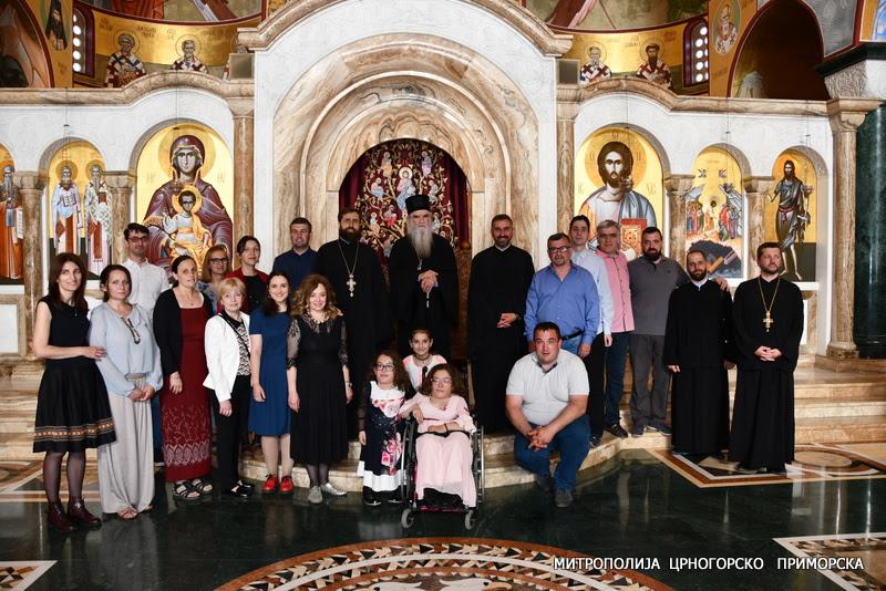 Митрополит Амфилохије: Литије се настављају, позивам властодршце да не муче мој народ и свештенство