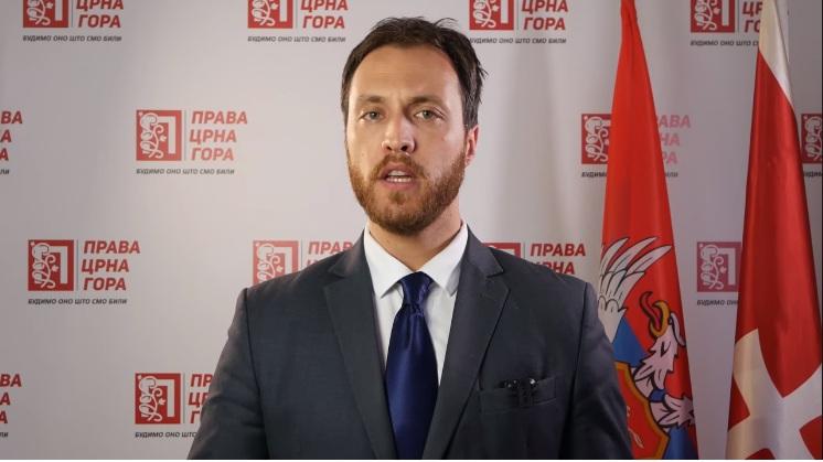 Милачић: Порушили сте конак Светог Василија, али ће он, Ђукановићу и Марковићу, порушити вас