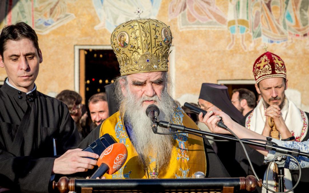 """""""Влада је практично одустала од дијалога, потврђујемо свенародну заклетву: Не дамо светиње!"""""""