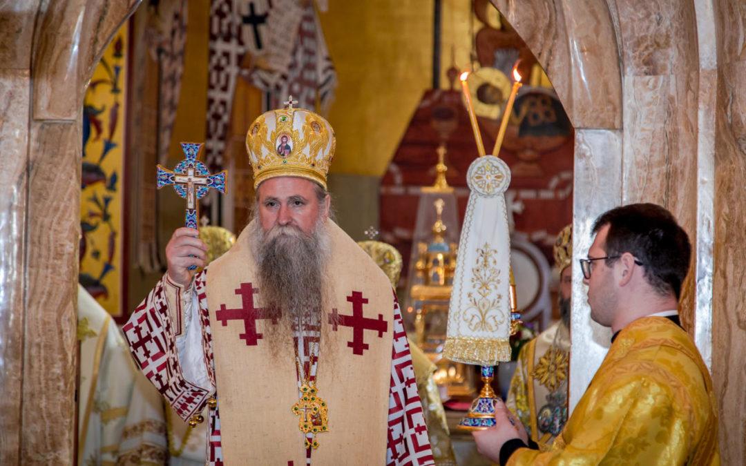 Владика Јоаникије: Ђукановић мисли да је држава његов феуд којим може господарити како је њему драго