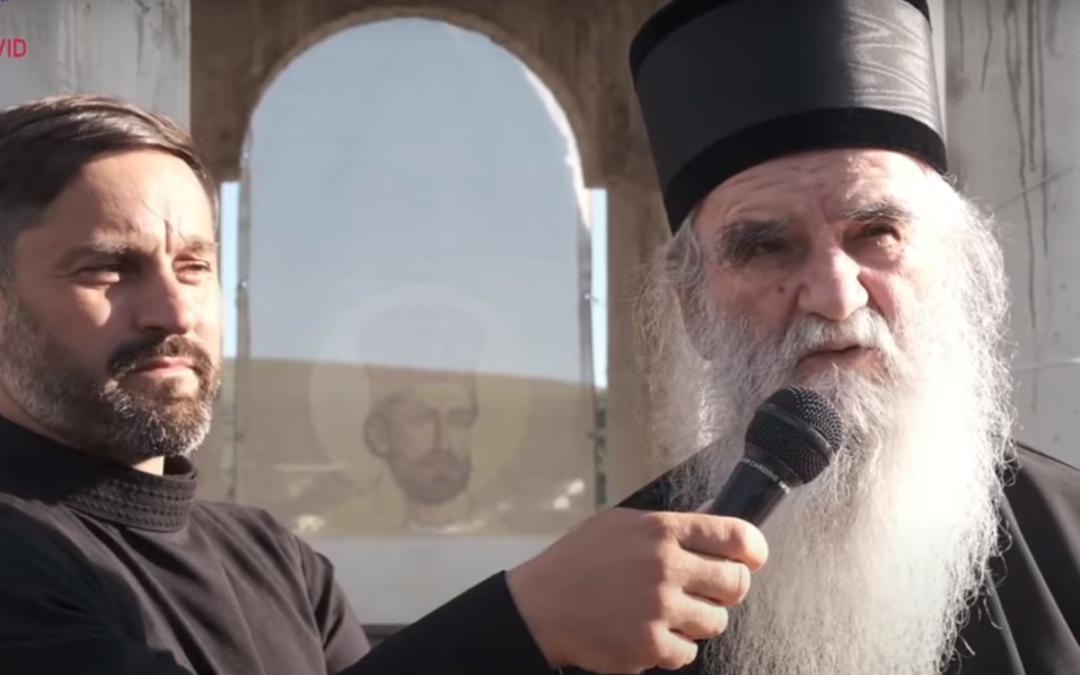 Митрополит Амфилохије: Каква је то власт која спречава обнављање онога што је окупатор срушио