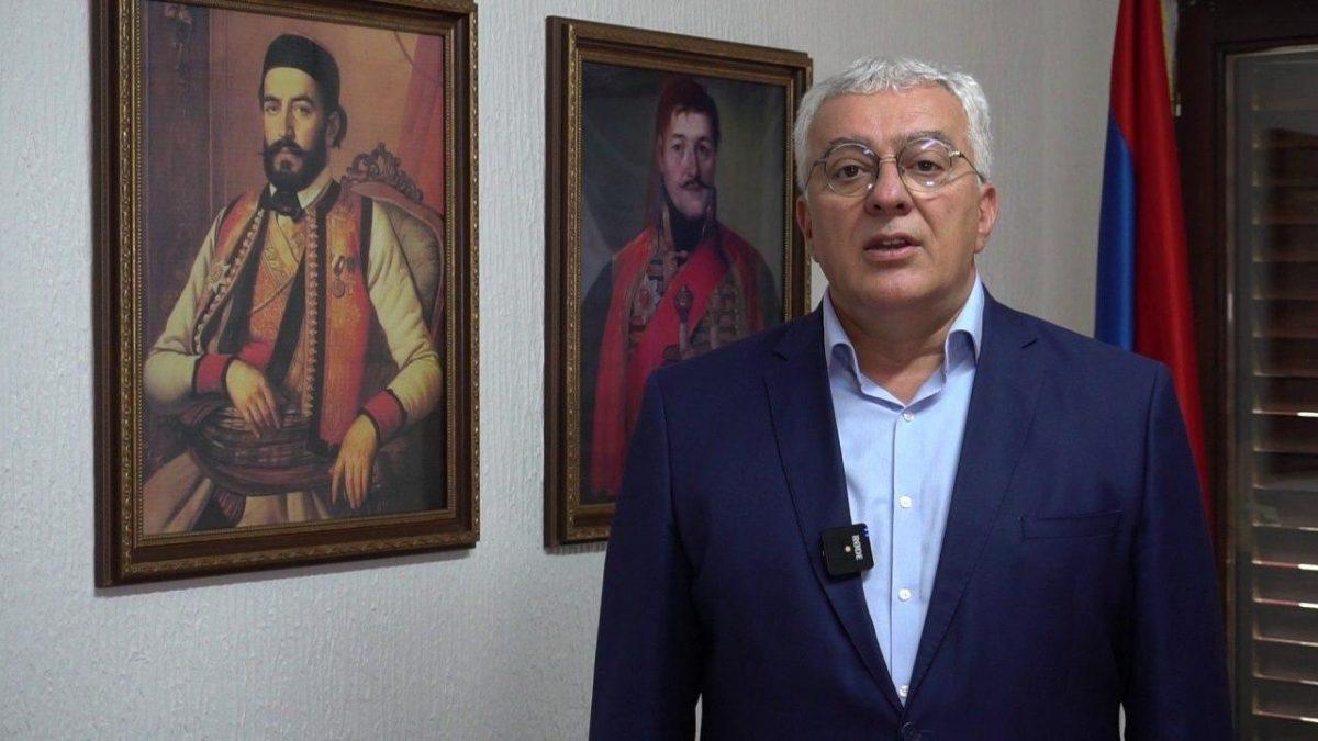 Мандић: Ђукановићево обраћање представља његово опроштајно писмо од ове земље и овог народа