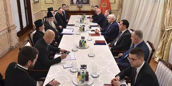 Премијер Црне Горе позвао Митрополију црногорско-приморску на наставак преговора