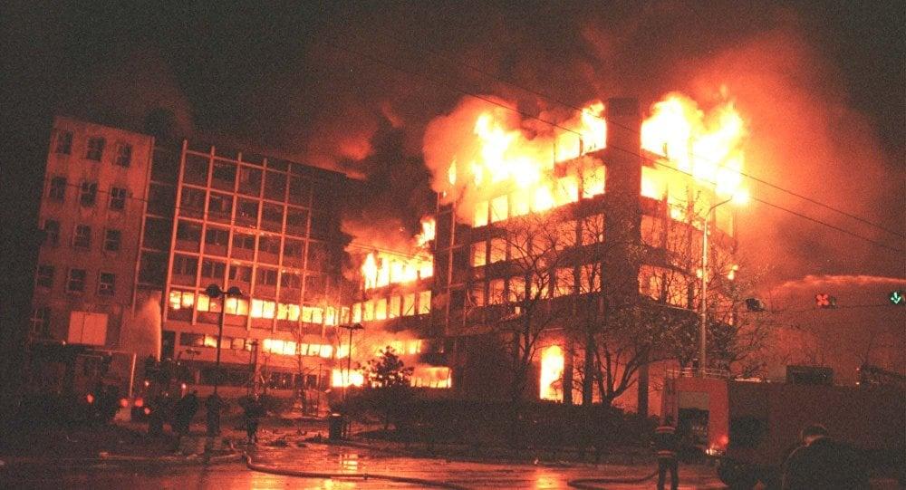 Руска амбасада: Такво зло, као што је била агресија НАТО-а против Југославије, не сме се никада поновити