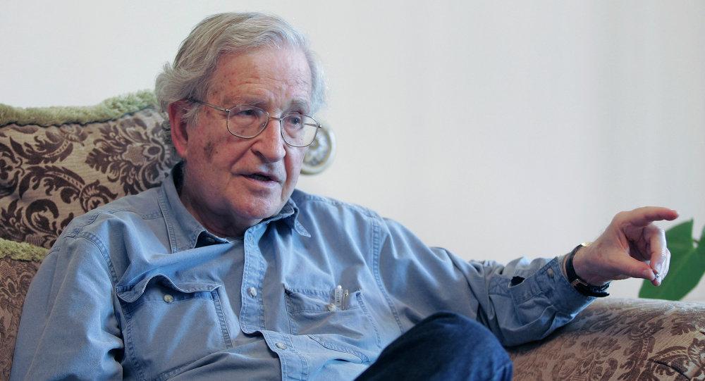 Čomski: Republikanska partija Trampa najopasnija organizacija na svetu