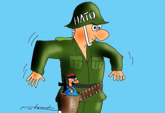 Кожин: НАТО је омча о врату Црне Горе