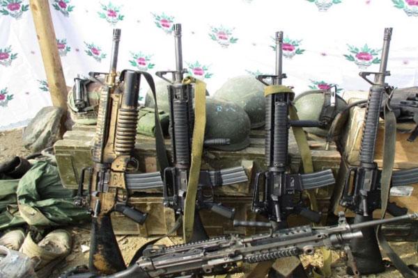 САД не знају где се налази део наоружања достављеног у Ирак и Кувајт