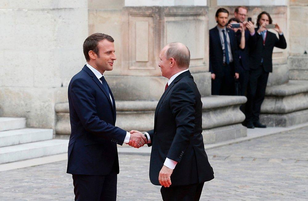 Односи Русије и Француске нису почели јуче