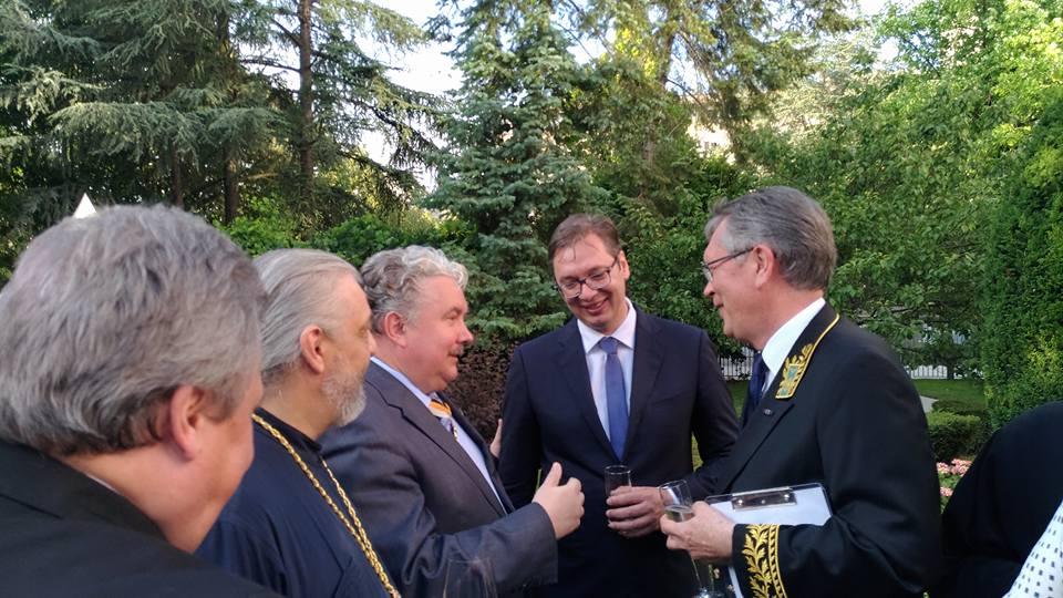 Бабурин у Београду: Русија ће на Балкану бранити своје пријатеље и своје интересе