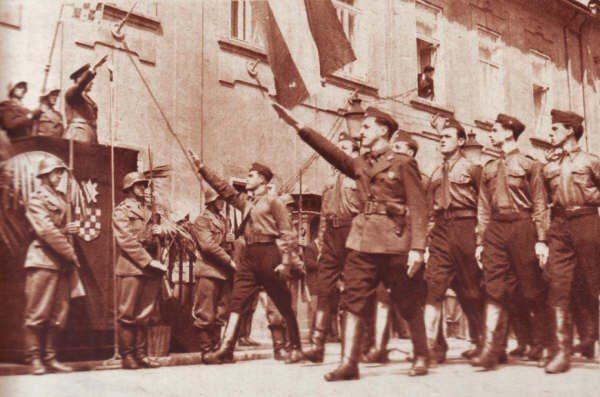 Хоће ли НАТО сада приказати филм којим се славе усташе?