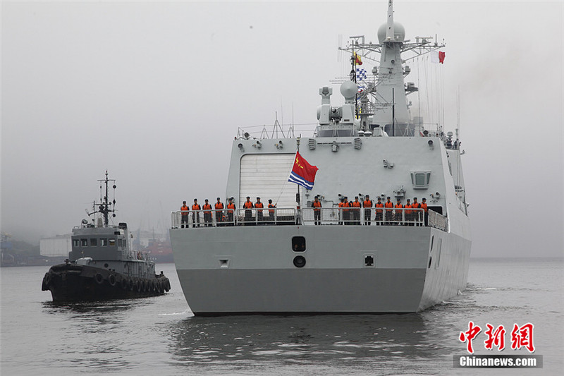 """Руско-кинеске вежбе """"Морска сарадња 2017"""" нова етапа сарадње двеју флота"""