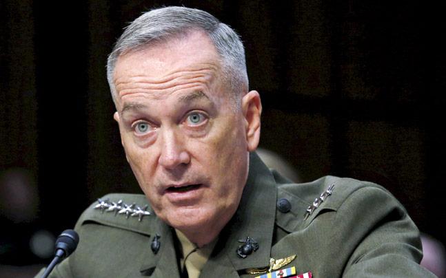 Данфорд: Вашингтон не сме да дозволи да почне сукоб са Москвом