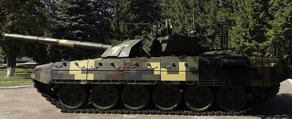 Модернизација тенка Т-72А од стране Кијева је незаконита и неефикасна
