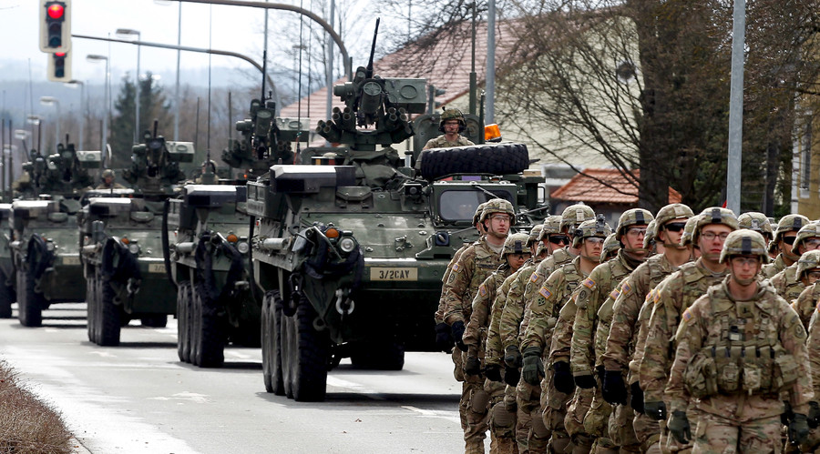 Политико: Снаге брзог реаговања САД у Европи не би издржале притисак руске војске