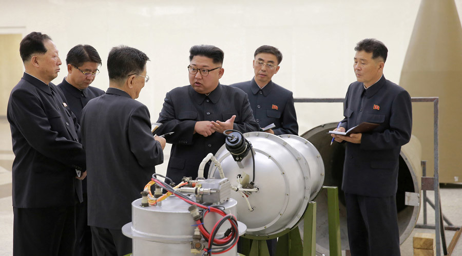 РТ: Разлике између атомске и термонуклеарне бомбе и зашто Пјонгјанг жели термонуклеарну?