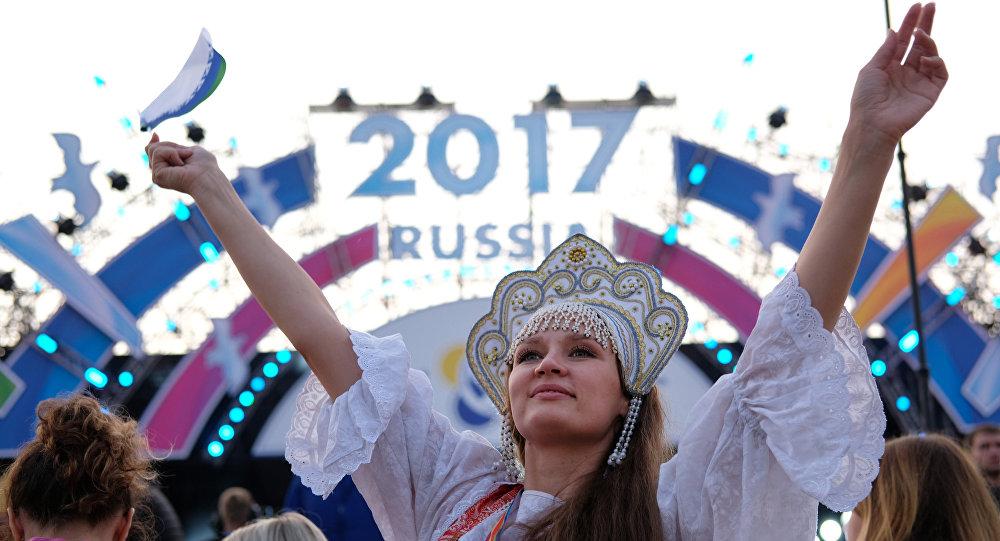 Светски фестивал омладине показао да више нико неће моћи да усади идеју о Русији као агресивној сили