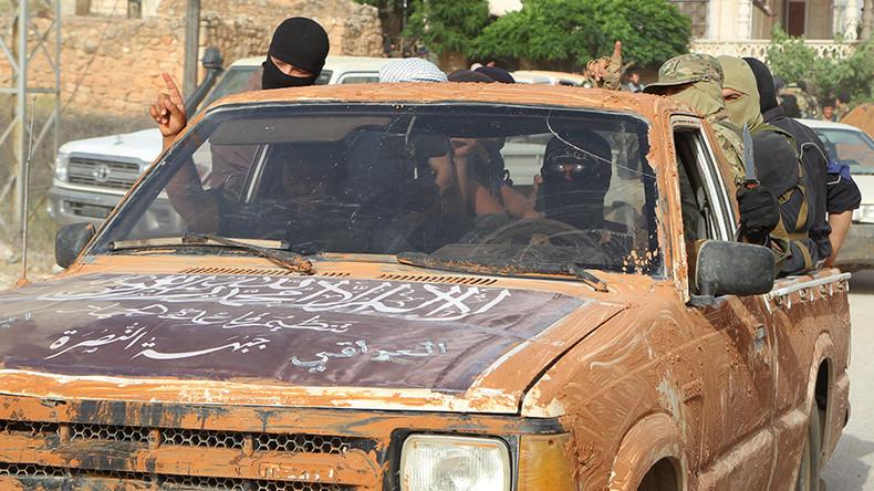 РТ: Сва војна помоћ милитантима у Сирији била координисана од стране САД