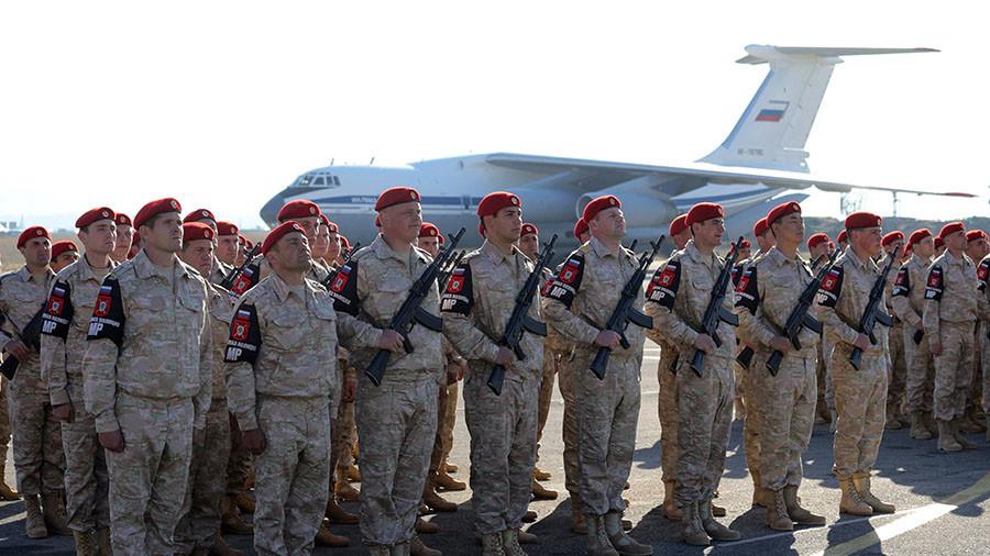 РТ: Руска операција у Сирији - кључне тачке кампање рушења терориста