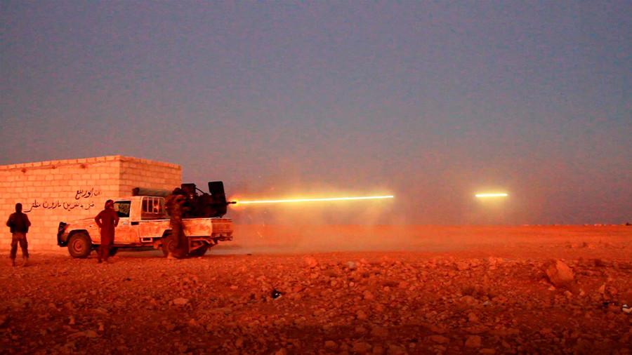 РТ: САД и Саудијска Арабија ојачали арсенал оружја терориста