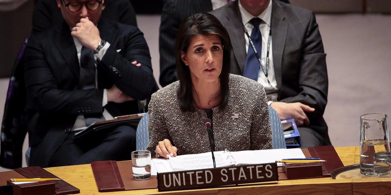 Американци навикли да сматрају УН инструментом за постизање својих интереса