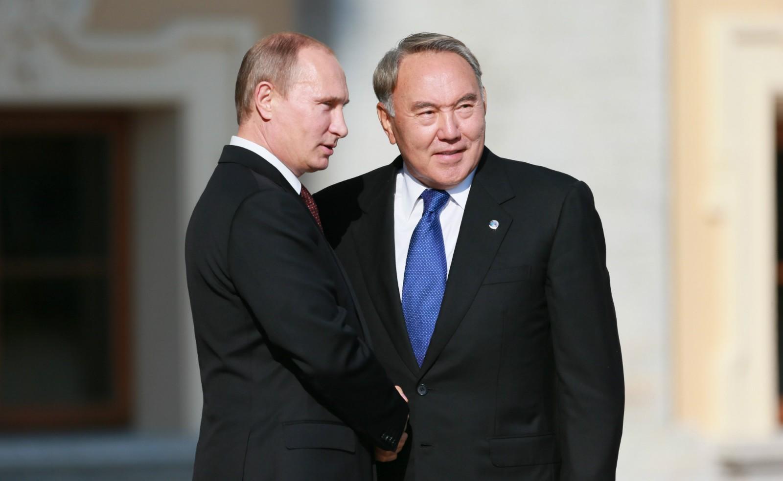 Nazarbajev: Putin 2001. i Putin 2017. godine - to su političari različite klase