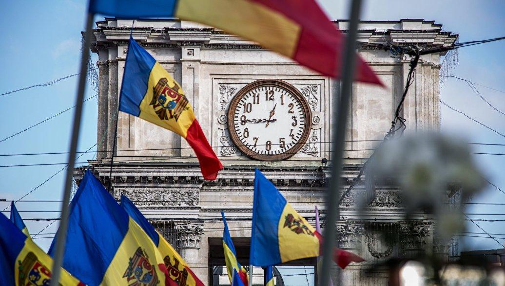 Прљаве западне акције сада и у Молдавији