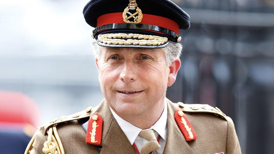 РТ: Командант британске војске моли за још новца како би могао да се бори против... погодите кога