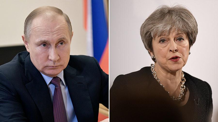 РТ: Судњи дан - Путину истекао ултиматум, шта ће сада Тереза следеће урадити?