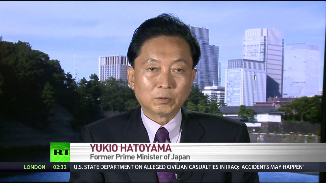 Бвши премијер Јапана: Ако мало размислите, пре Олимпијаде у Сочију, Запад је свргао проруске власти у Украјини