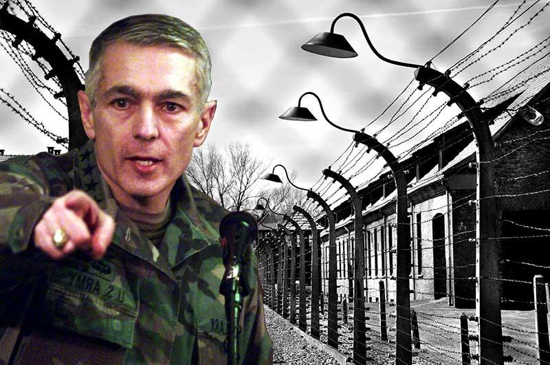 "Ратни злочинац и биши командант НАТО-а Весли Кларк ""забринут"" за Балкан"