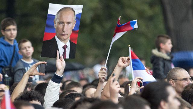 Међудржавни односи између Русије и Србије