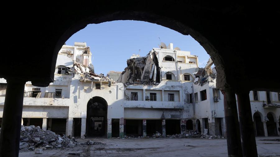 RT: Bengazi pre i posle NATO intervencije