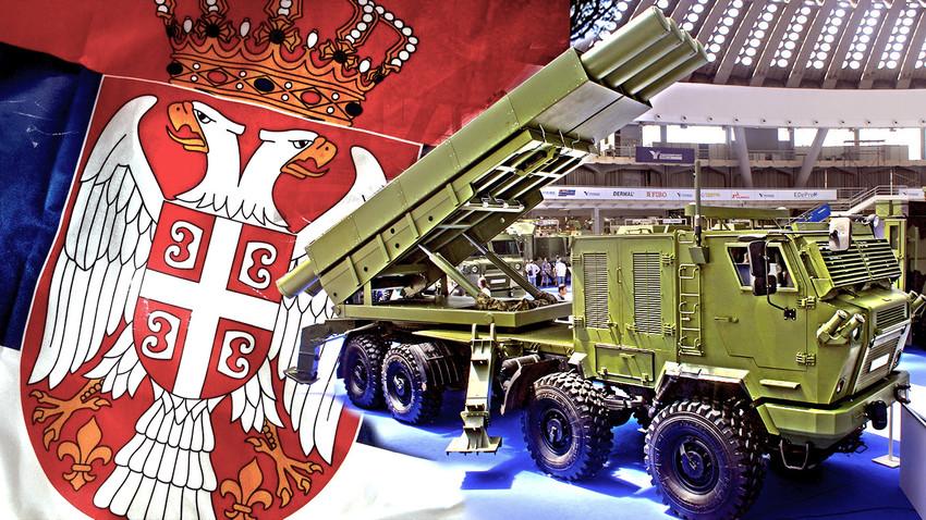 """Руски експерт о """"србском Искандеру"""": """"Шумадија"""" је добар пут за опоравак српске војне индустрије"""