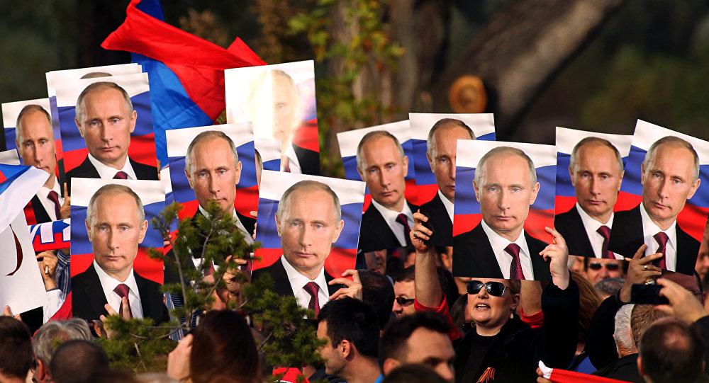 Путин у Србији на дан ослобођења Београда у Великом рату