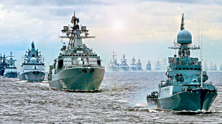 Mediteran postaje sve popunjeniji: Detaljan pregled ruskih pomorskih snaga u Sredozemnom moru