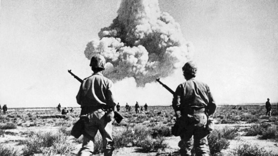 РТ: Делласификовани документи откривају како је Пентагона нуклеарним нападом имао за циљ да СССР и Кину пошаље у заборав