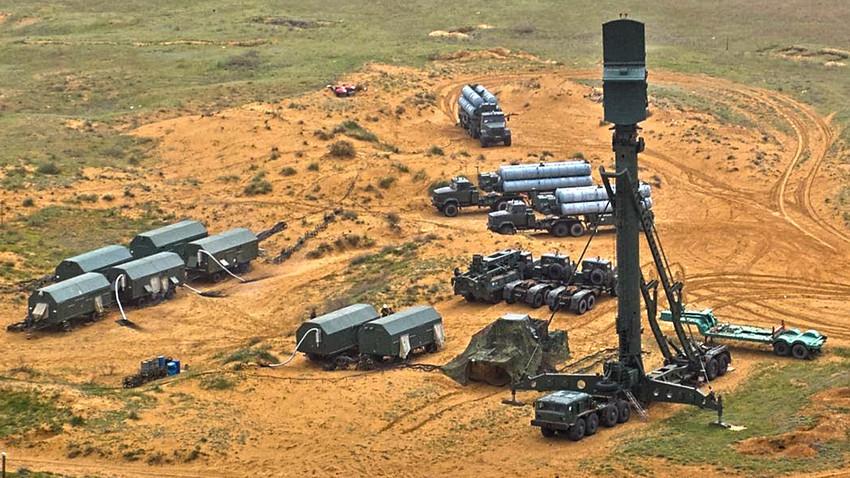 Русија је у Сирију послала ракетне системе који су далеко савршенији од С-300 ПМУ-2