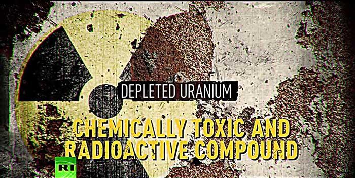 НАТО: Осиромашени уранијум није забрањен и користе неке земље у одређеним ситуацијама