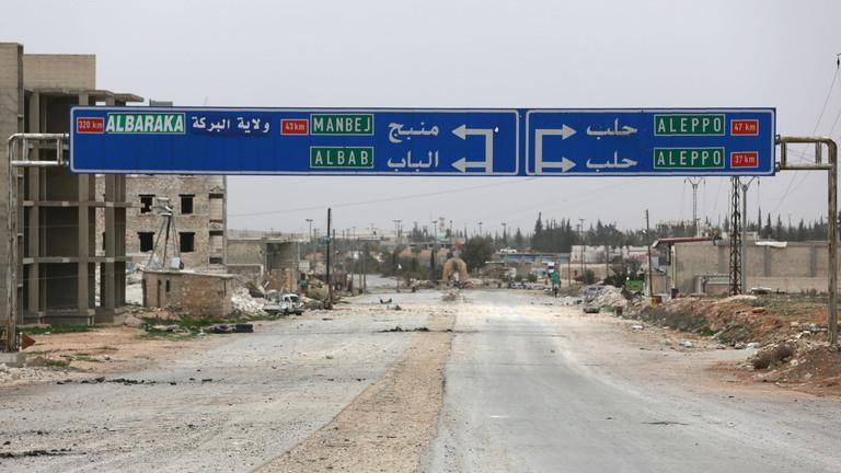 """RT. """"Zamena teritorije"""" između Turske i Sirije - opcija da se izbegne neslaganje oko Manbidža?"""